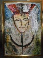 Jack   84x61  Original Painting by  Jamali - 2