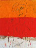 Whirling Shams 1, 2, And 3  (Set of 3) 1998 Original Painting by  Jamali - 1