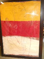 Whirling Shams 1, 2, And 3  (Set of 3) 1998 Original Painting by  Jamali - 6