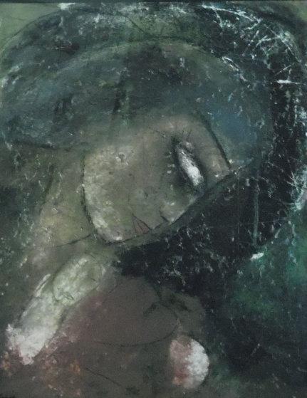 Ophelia's Heart 2006 Limited Edition Print by  Jamali