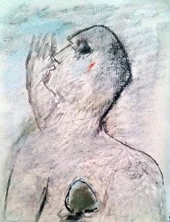Untitled Drawing 21x18 Drawing -  Jamali