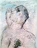 Untitled Drawing 21x18 Drawing by  Jamali - 0