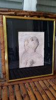 Untitled Drawing 21x18 Drawing by  Jamali - 1