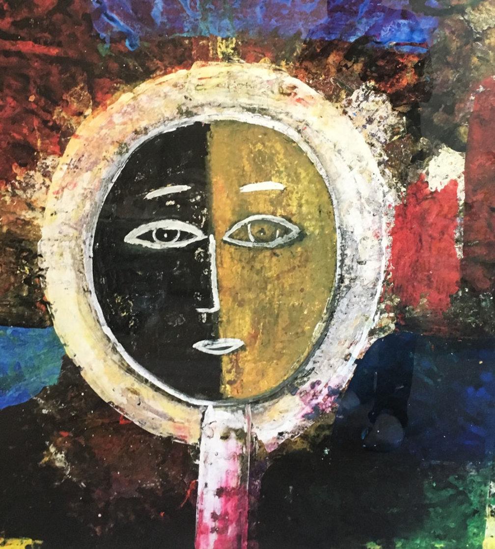 Kaleidoscope 2004 Limited Edition Print by  Jamali