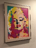 Portrait Marilyn II 2008 46x35 Original Painting by James F. Gill - 1