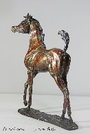 Be Audacious Bronze Sculpture 2019 9 in Sculpture by J. Anne Butler - 0