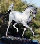 Arabian Dream Bronze Sculpture 2010 Sculpture - J. Anne Butler