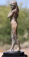 Grace Female Nude Bronze Sculpture 17 in Sculpture by J. Anne Butler - 2