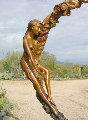 Seasons Bronze Sculpture 2009 Life Size Sculpture - J. Anne Butler