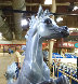 Layla B  Equine Life Size Horse Bronze 2016 72 in Sculpture by J. Anne Butler - 2