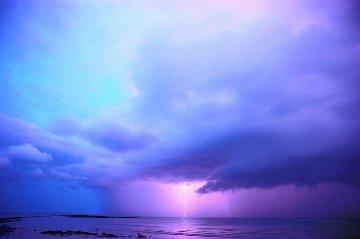 Blue Dawn  Panorama by Peter  Jarver