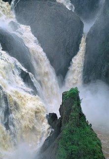 Barron Falls Panorama - Peter  Jarver