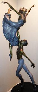 Lucero Bronze Sculpture 1988 46 in Sculpture - Mario Jason