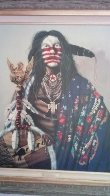 Power of the Eagle 1997 Limited Edition Print by J.D. Challenger - 1