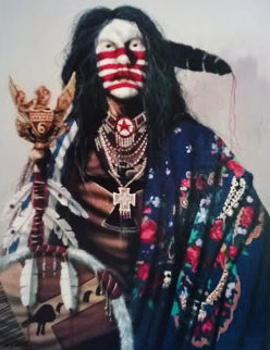 Power of the Eagle 1997 Limited Edition Print by J.D. Challenger