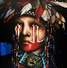 Remembering the Sacred Ways 1998 Limited Edition Print by J.D. Challenger - 0