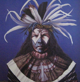 Blackbird 1999 Limited Edition Print by J.D. Challenger