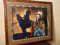 Ghost Dance Revelations 1998 Limited Edition Print by J.D. Challenger - 1