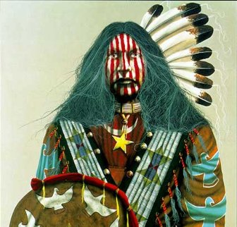 Star Hawk 1996 Limited Edition Print by J.D. Challenger