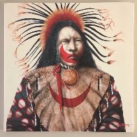 Red Moon 1998 Limited Edition Print by J.D. Challenger - 1