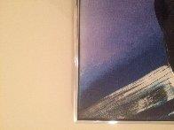 Phenomena Shaman Turn 1987 52x39 Super Huge Original Painting by Paul Jenkins - 7