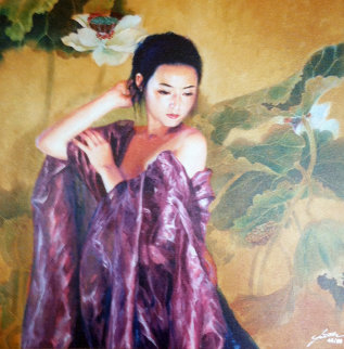 Purity 2001 Limited Edition Print - Jia Lu