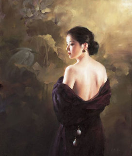 Elegance 2005 Limited Edition Print - Jia Lu
