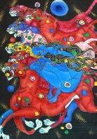 Panthers 1994 Limited Edition Print by Tie-Feng Jiang - 0