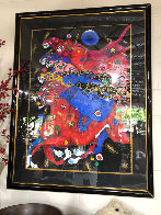 Panthers 1994 Limited Edition Print by Tie-Feng Jiang - 2