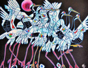 Rhythm AP 1992 Limited Edition Print - Tie-Feng Jiang