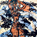 Earth Mother 1985 50x60 Original Painting by Tie-Feng Jiang - 0