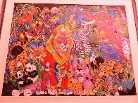 My World II 1999 Limited Edition Print by Tie-Feng Jiang - 1