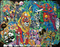 My World II 1999 Limited Edition Print by Tie-Feng Jiang - 2