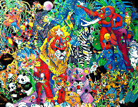 My World II 1999 Limited Edition Print by Tie-Feng Jiang - 0