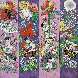 Four Songs of Spring 1999 Limited Edition Print by Tie-Feng Jiang - 0