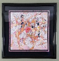 Spring PP 1989 Limited Edition Print by Tie-Feng Jiang - 2