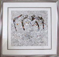 Love Suite of 2 (Deluxe) 1987 Limited Edition Print by Tie-Feng Jiang - 2