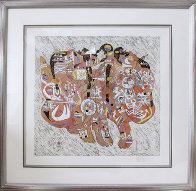 Love Suite of 2 (Deluxe) 1987 Limited Edition Print by Tie-Feng Jiang - 3