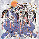 Springtime AP 1987 Limited Edition Print by Tie-Feng Jiang - 0