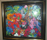 My World 1994 Limited Edition Print by Tie-Feng Jiang - 1