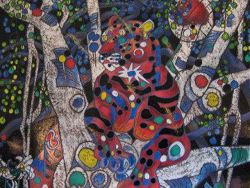 Vigilant 1998 Limited Edition Print - Tie-Feng Jiang