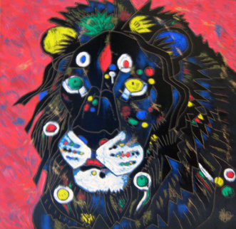 King 1997 Limited Edition Print by Tie-Feng Jiang
