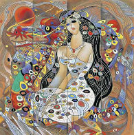 Dragon Bride 1998 Limited Edition Print by Tie-Feng Jiang - 0
