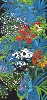 Nurture Limited Edition Print - Tie-Feng Jiang