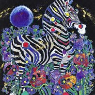 Spring Rhyme 1998 Embellished  Limited Edition Print by Tie-Feng Jiang - 0
