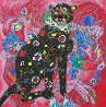 Cat Suite of 4 Limited Edition Print by Tie-Feng Jiang - 0