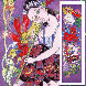Four Songs of Spring 1999 Limited Edition Print by Tie-Feng Jiang - 3