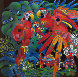 Birds of Paradise 1997 Limited Edition Print by Tie-Feng Jiang - 1