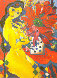 Beauty and Flowers 1994 Limited Edition Print by Tie-Feng Jiang - 0