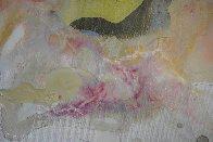 Petalouda (Butterfly) 2016 36x36 Original Painting by Joseph Kinnebrew - 3